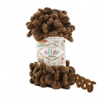 Alize Puffy / 100g / 321 Coffee Mocha