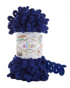 Alize Puffy / 100g / 58 Dark Blue