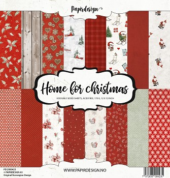Home for Christmas 12x12 / Paper Pack