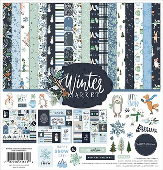 Winter Market 12x12 / Collection Kit