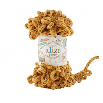 Alize Puffy / 100g / 716 Leopard