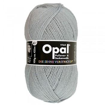 Opal Uni 4-ply / 100g / 5193 sivá