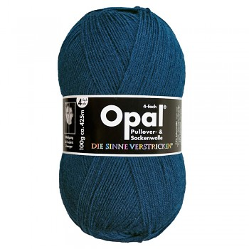 Opal Uni 4-ply / 100g / 5187 petrol