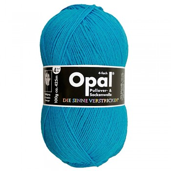 Opal Uni 4-ply / 100g / 5183 turquoise