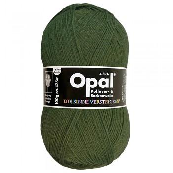 Opal Uni 4-ply / 100g / 5184 olivovo zelená