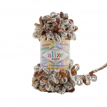 Alize Puffy Color / 100g / 7503