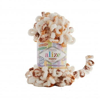 Alize Puffy Color / 100g / 7502