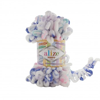 Alize Puffy Color / 100g / 6245
