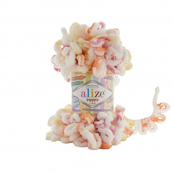 Alize Puffy Color / 100g / 6244