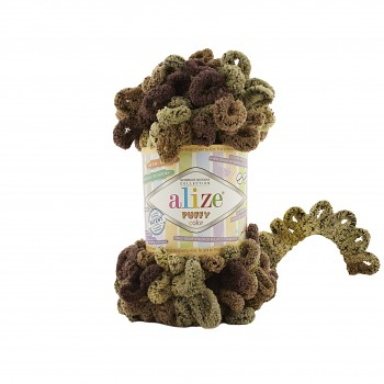 Alize Puffy Color / 100g / 6086