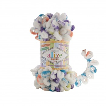 Alize Puffy Color / 100g / 7539