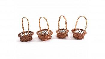 Basket reed 7.5cm / 4St.