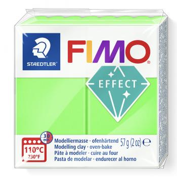Fimo NEON efekt zelená (501)