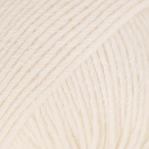 DROPS Cotton Merino / 50g - 110m / 28 powder