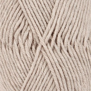 DROPS Merino Extra Fine MIX / 50g - 105m / 08 light beige