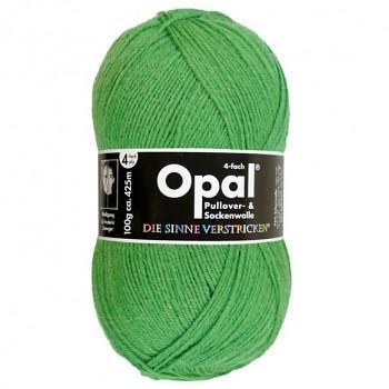 Opal Uni 4-ply / 100g / 1990 trávová zelená