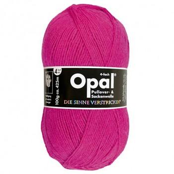 Opal Uni 4-ply / 100g / 5194 ružová