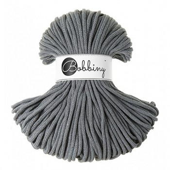 Špagát Bobbiny Premium 5mm / 100m / Steel