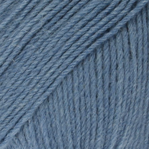 DROPS Fabel / 50g - 205m / 103 grey blue