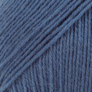 DROPS Fabel / 50g - 205m / 108 royal blue