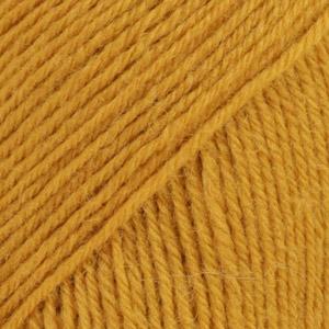 DROPS Fabel / 50g - 205m / 111 mustard