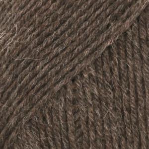 DROPS Fabel / 50g - 205m / 300 brown