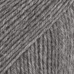 DROPS Fabel / 50g - 205m / 200 grey