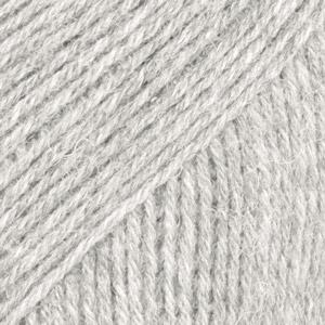 DROPS Fabel / 50g - 205m / 114 light pearl grey