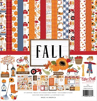 Fall 12x12 / Collection Kit