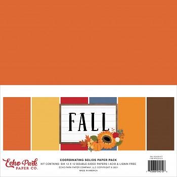 Fall 12x12 / Solids Kit