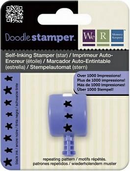 Sew Stamper nástavec pečiatka - Star