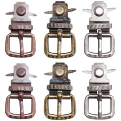 Buckles / 6pcs / Tim Holtz
