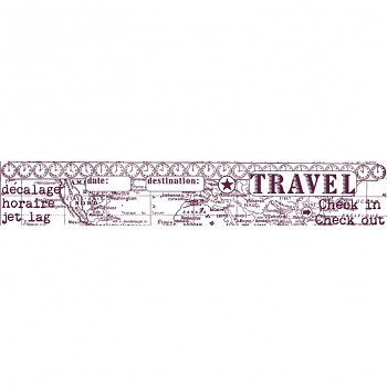 MAXISTAMP 30x5 travel