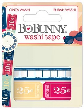 BoBunny Modern Miss Washi Tape