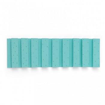 Sizzlits prúžky / Pleated Ruffle, 3-D