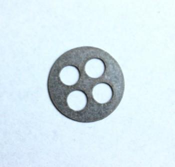 Nástavec na extrudér - štyri kruhy
