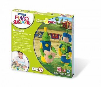 Sada Fimo Kids Form & Play Knight