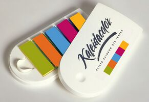Kaleidacolor Raised Rainbow Dye Inkpad / Flannel
