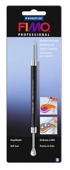 Fimo Professional nástroj / obojstranný guličkový stylus