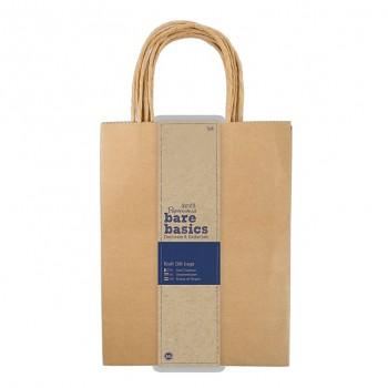 Veľká darčeková taška - Kraft (5ks)