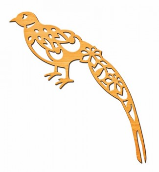 Kovové šablóny - Pheasant / D-Lites