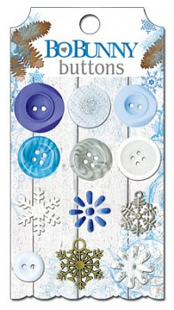 Powder Mountain Buttons