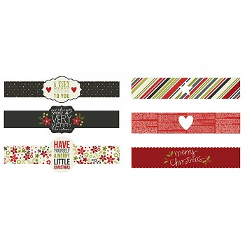 DIY Christmas - Label Wraps