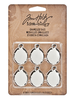 TH IDEA-OLOGY - Enameled Tags