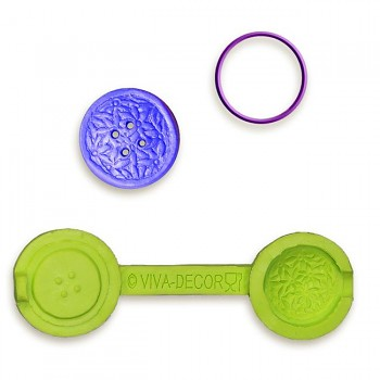 Silicon mold / Button