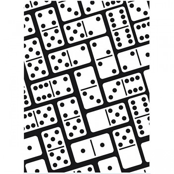 Embosovacia kapsa/ Dominoes