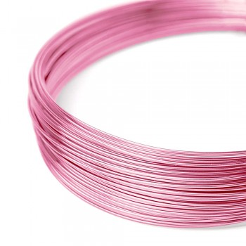 Light pink wire 0,3 /5m