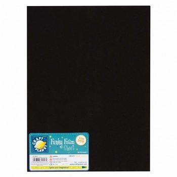 "Crepla Platte 9x12"" (2mm) - Black"