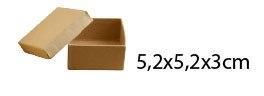 Mini krabička / štvorec