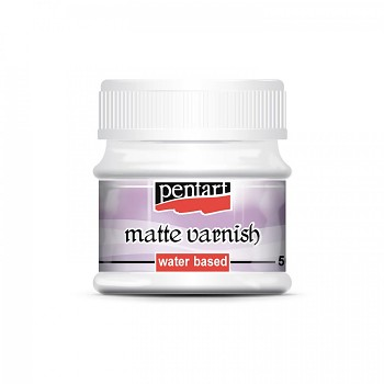 Pentart / matte varnish 50ml